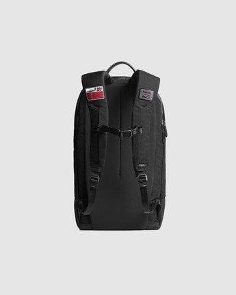 1 BELLROY X RVCA CLASSIC BACKPAC Black UVYBP00101 RVCA