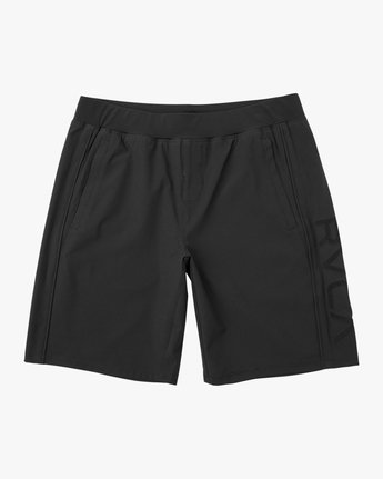 "0 Affiliate 19"" Sport Short Black V201PRAF RVCA"