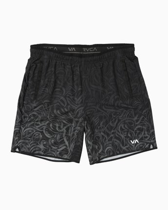 "0 Yogger Stretch 17"" Short Multicolor V201TRYS RVCA"