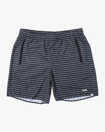 "1 YOGGER STRETCH 17"" SHORT Multicolor V201TRYS RVCA"