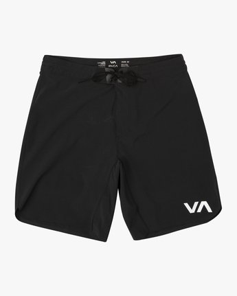 "0 TRAIN LINED 19"" SHORT Brown V202TRTL RVCA"
