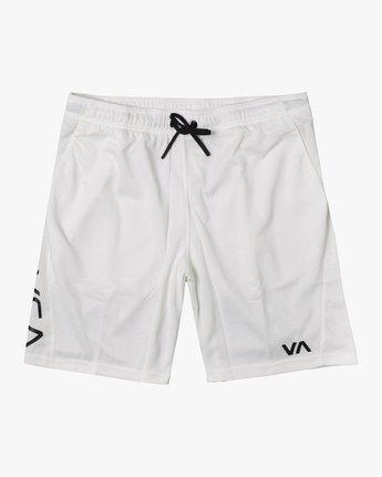 """0 VA MESH 20"""" SHORT White V2033RME RVCA"""