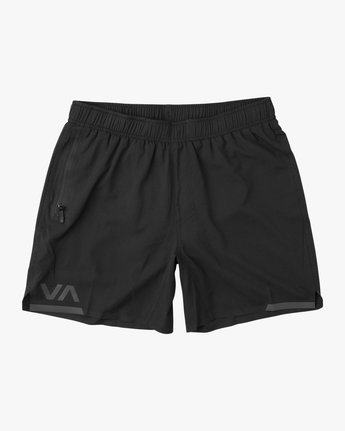"0 VA Tech 16"" Short Black V203QRCH RVCA"