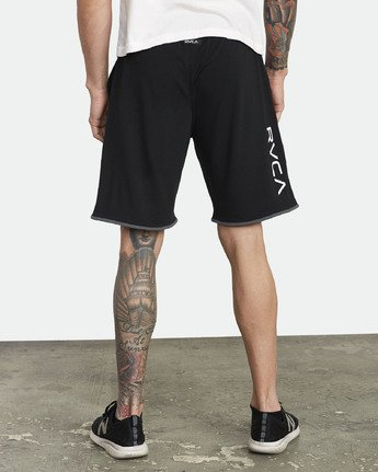 "3 SPORT III 20"" SHORT Black V2051RSS RVCA"