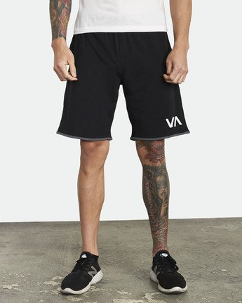 "0 SPORT III 20"" SHORT Black V2051RSS RVCA"
