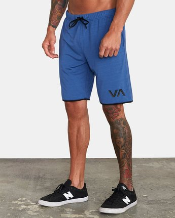 "2 SPORT III 20"" SHORT Blue V2051RSS RVCA"