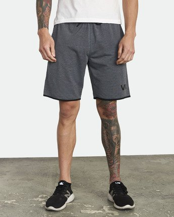 "0 SPORT III 20"" SHORT Grey V2051RSS RVCA"