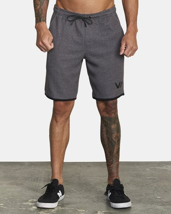"1 VA SPORT 20"" IV SHORT Grey V2063RSS RVCA"