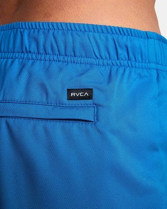 "10 YOGGER IV 17"" WORKOUT SHORT Black V2133RYG RVCA"