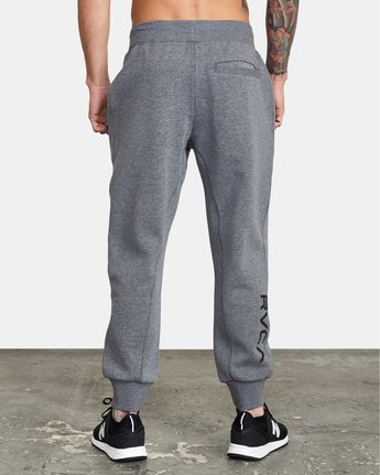 1 SPORT TECH SWEATPANT Grey V3013RSP RVCA