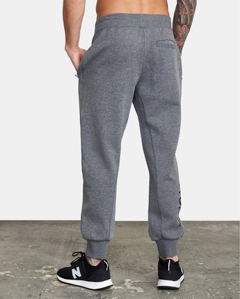 3 SPORT TECH SWEATPANT Grey V3013RSP RVCA