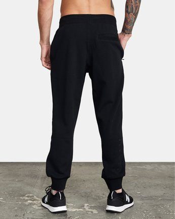 1 SPORT TECH SWEATPANT Black V3013RSP RVCA