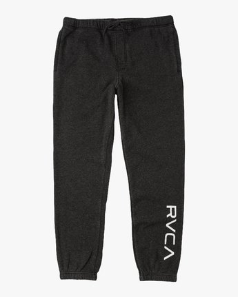 7 VA Guard Fleece Sweatpant Black V301QRGU RVCA