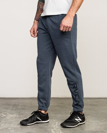 1 VA Guard Fleece Sweatpant Blue V301QRGU RVCA