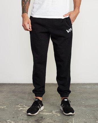 1 Cage II Sweatpant Black V301VRCS RVCA
