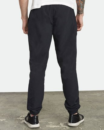 1 UTILITY TRACK PANT Black V3021RUT RVCA