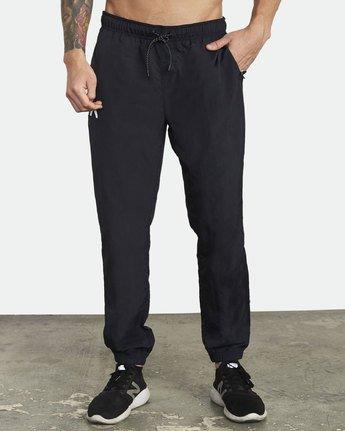 0 UTILITY TRACK PANT Black V3021RUT RVCA