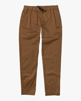 7 Spectrum II Pant Orange V302VRSP RVCA