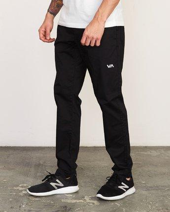 1 Spectrum II Pant Black V302VRSP RVCA