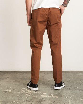 3 Spectrum II Pant Orange V302VRSP RVCA