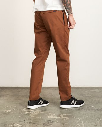 4 Spectrum II Pant Orange V302VRSP RVCA