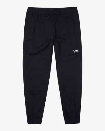 0 SPECTRUM CUFFED WORKOUT PANTS Black V3031RSC RVCA