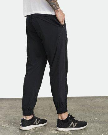 5 YOGGER TRACK PANT Black V3043RYP RVCA