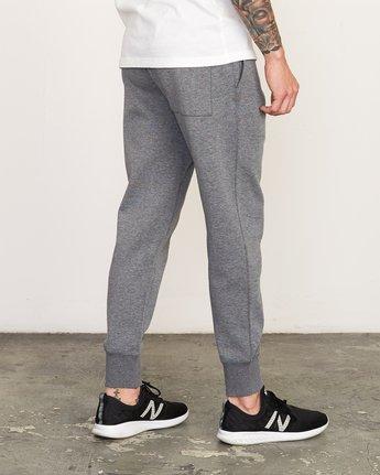 4 Sideline Sweatpant Grey V304TRSP RVCA