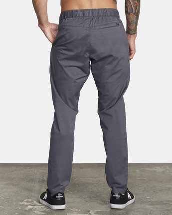 4 SPECTRUM III WOVEN PANT Grey V3061RSP RVCA