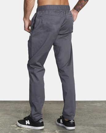 3 SPECTRUM III WOVEN PANT Grey V3061RSP RVCA