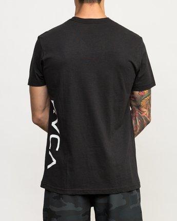 4 Sides Performance T-Shirt Black V402QRSI RVCA