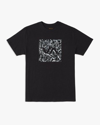 0 Defer All The Way Performance T-Shirt Black V404URDE RVCA