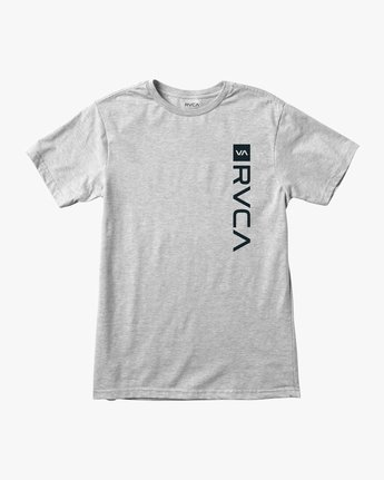 1 RVCA Revert Performance T-Shirt Grey V404URRE RVCA