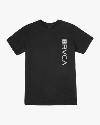 1 RVCA Revert Performance T-Shirt Black V404URRE RVCA