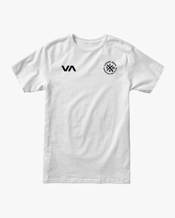 1 Carpe Diem Tokyo T-Shirt White V404VRCD RVCA