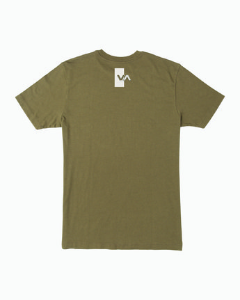 1 VA Out Drirelease T-Shirt  V404WRVO RVCA