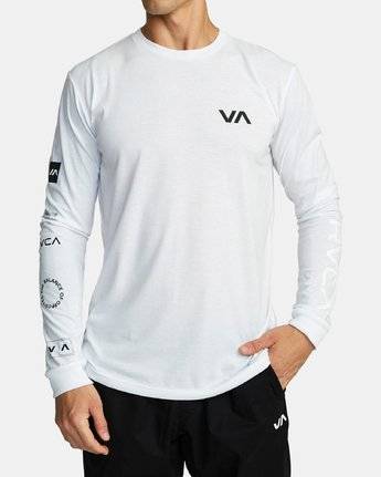 ALL OUT RVCA LS  V4531RAO