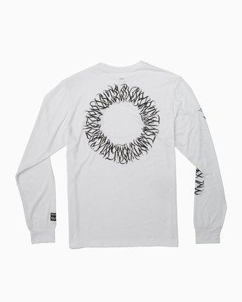 1 Defer Sphere Performance T-Shirt White V453TRDE RVCA