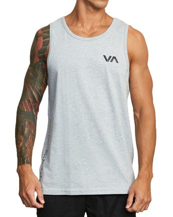 5 BALANCE ARC TANK TOP Red V4813RBA RVCA