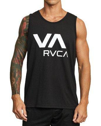 5 VA RVCA TANK TOP  V4823RVR RVCA