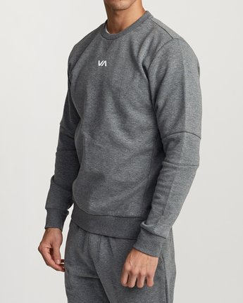 2 Sideline Sweatshirt Grey V603TRSC RVCA