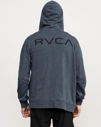 5 VA Guard Fleece Hoodie Blue V605QRGH RVCA