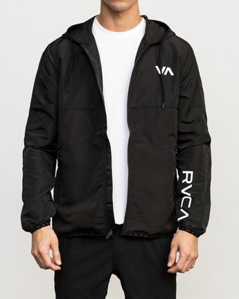 1 Axe Packable Jacket  V701QRAX RVCA