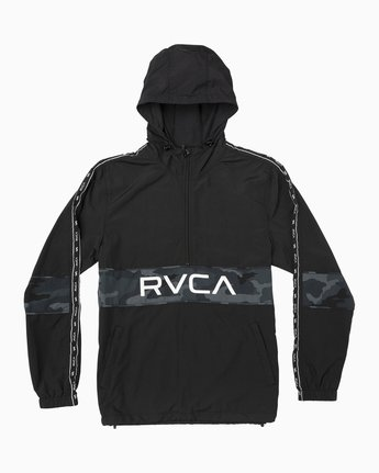 0 Adapter Anarok Jacket Camo V704TRAA RVCA