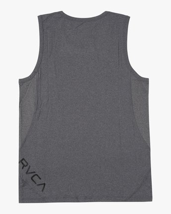 1 SPORT VENT TANK TOP Brown V9031RST RVCA