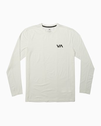 0 VA Vent Long Sleeve Top  V903QRVL RVCA