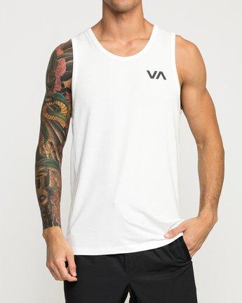1 VA Vent Tank Top  V905QRVT RVCA