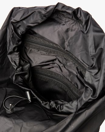 4 VA Tech Sport Backpack Black VABKURTB RVCA