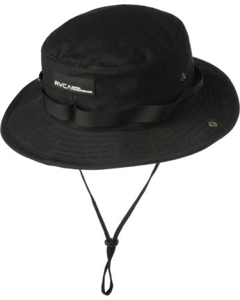 0 RVCA BEDWIN BOONIE HAT  VAHW3RBH RVCA