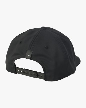 1 VA Balance Hat Black VAHWVRBA RVCA